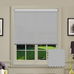 Light Grey Roller Blind - Astral Mirage